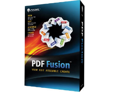Corel PDF Fusion | License | 1 User | Standard