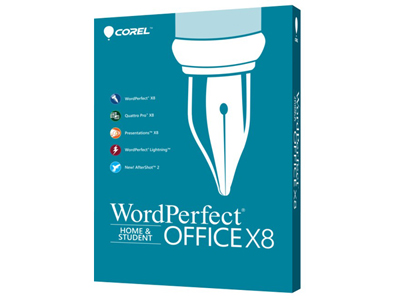 WORDPERFECT OFFICE X8 HOME AND STUDENT [Download]