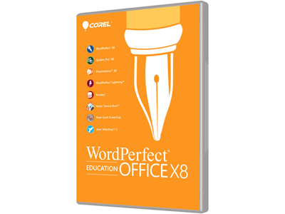 WORDPERFECT OFFICE X8 PRO EDUCATION [Download]