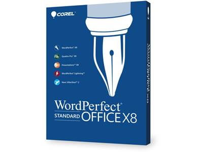 WORDPERFECT OFFICE X8 STANDARD [Download]